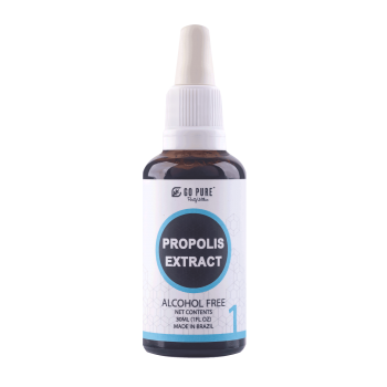 Go Pure™ Propolis Extract Alcohol Free
