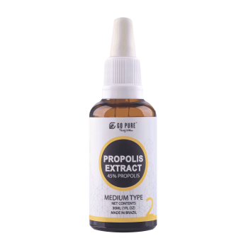 Go Pure™ Propolis Extract 45% (Medium)