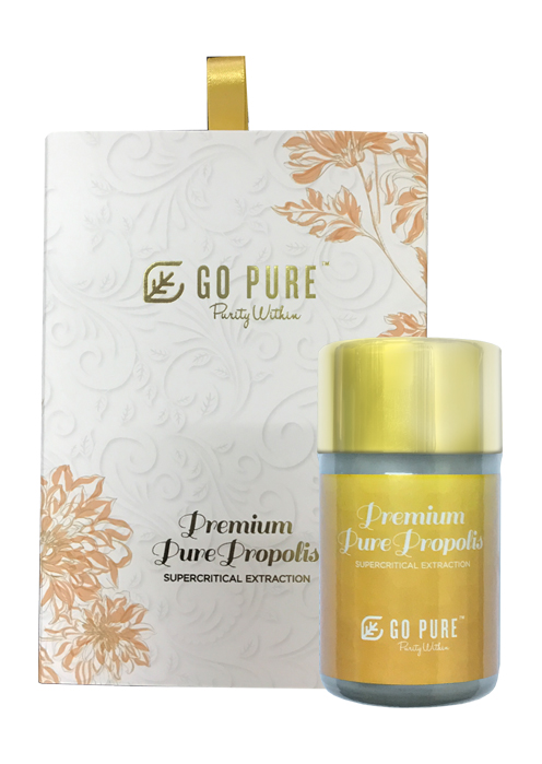 Go Pure™ Premium Pure Propolis