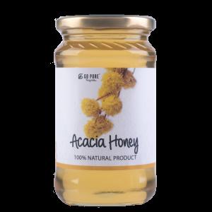 Go Pure Natural Acacia Honey (500g)
