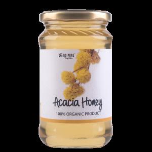 Go Pure Organic Acacia Honey (500g)