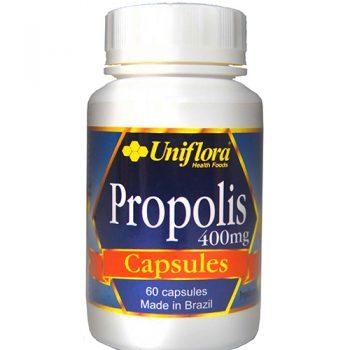 Uniflora Propolis Capsules 400MG (60 caps)
