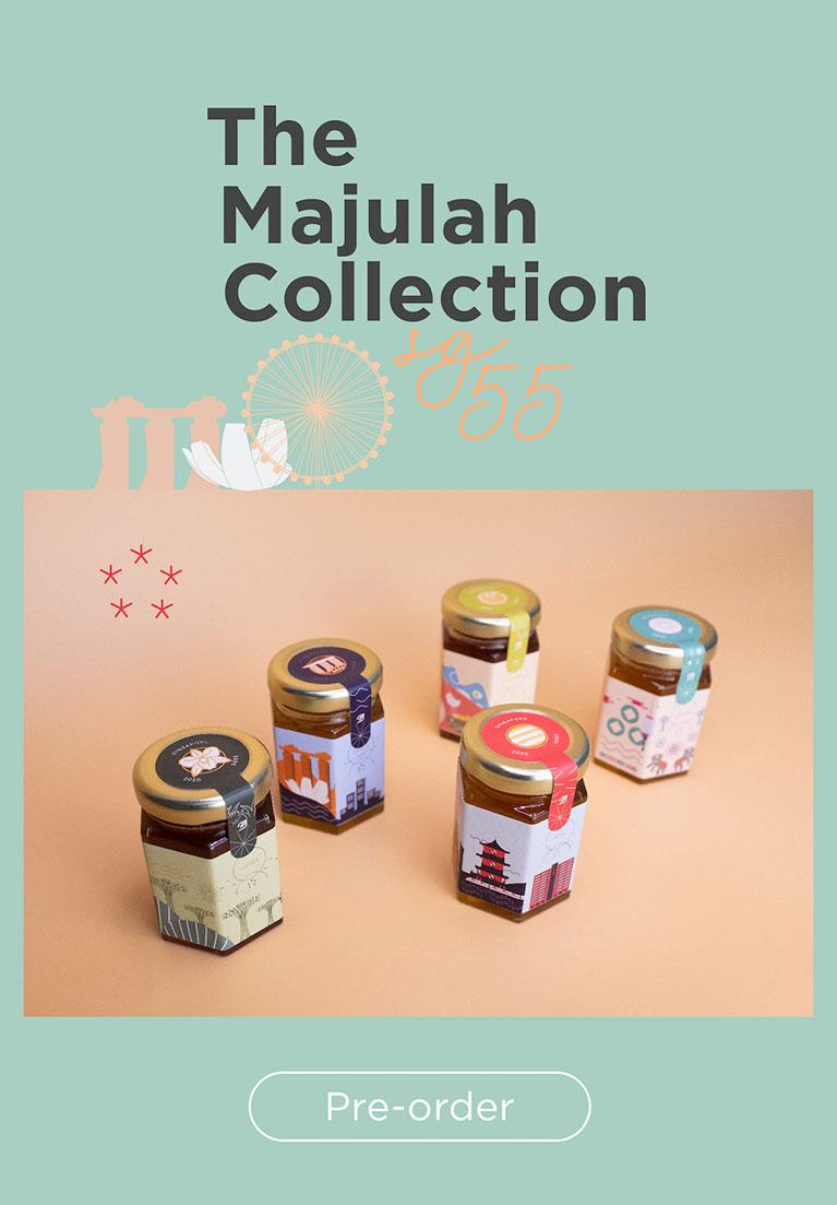 The Majulah Collection