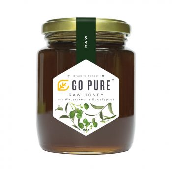 Go Pure™ Raw Honey with Watercress & Eucalyptus 290G