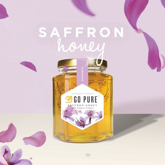 Luxurious & Refined - Saffron Honey Singapore