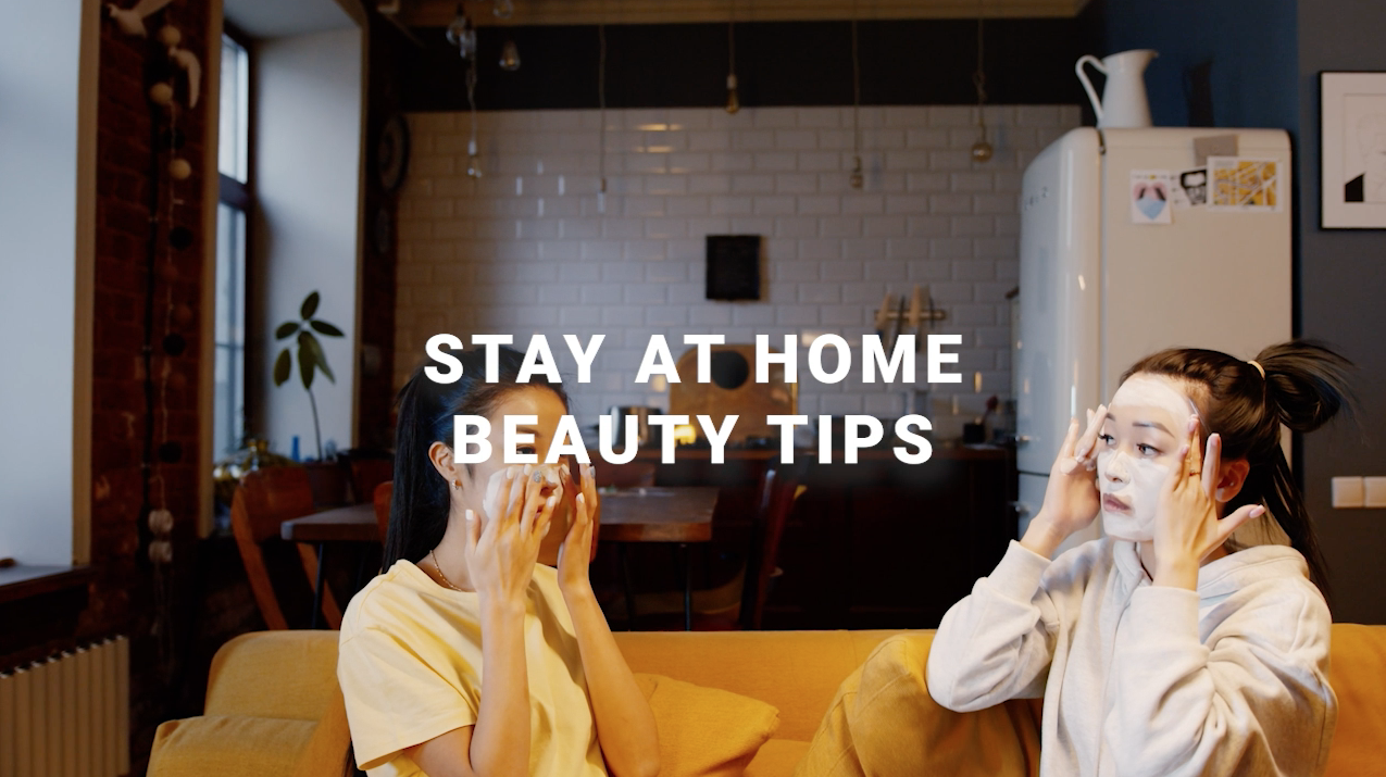 [Go Pure TV] Ep 10:  Stay Home Beauty Tips