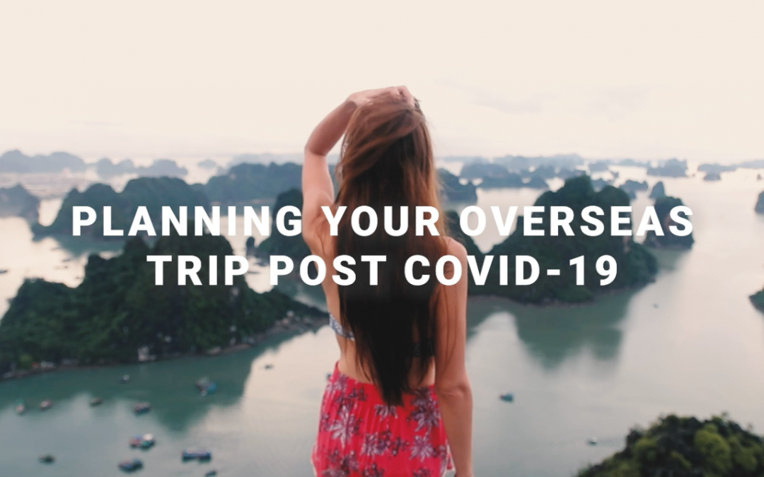 [Go Pure TV] Ep 12:  Planning Your Overseas Trip Post-Covid19