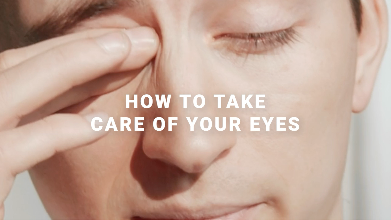 [Go Pure TV] Ep 14:  How To Take Care Of Your Eyes!