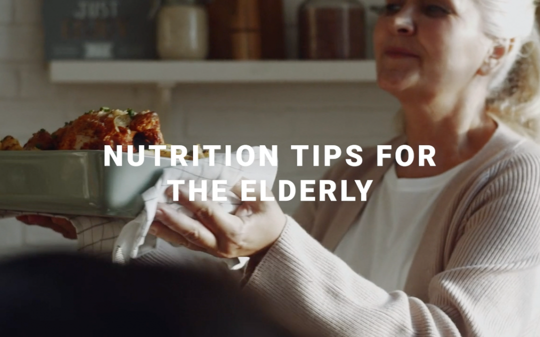 [Go Pure TV] Ep 15:  Nutrition Tips For The Elderly