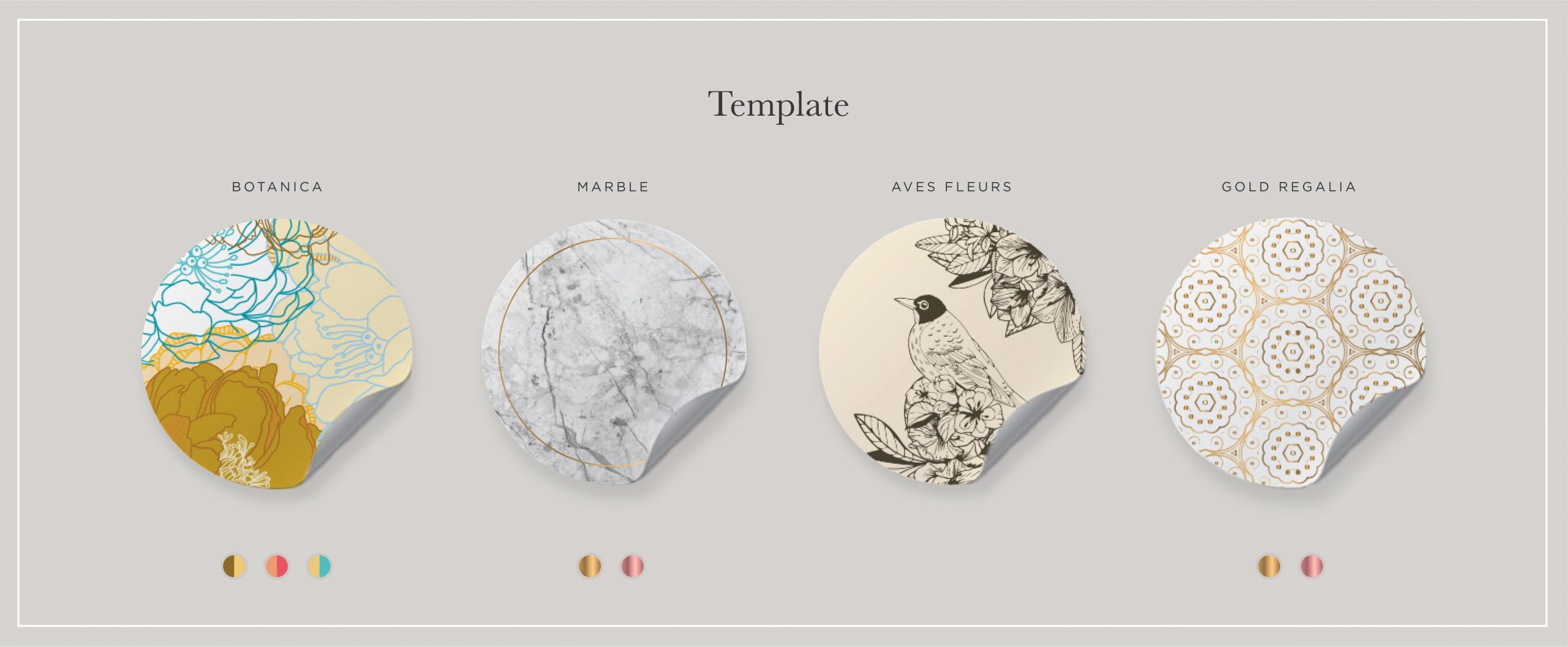 Sample Design Templates