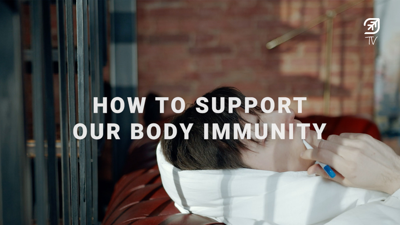 [Covid-19 Series] Ep 2: How to Boost Your Body Immunity