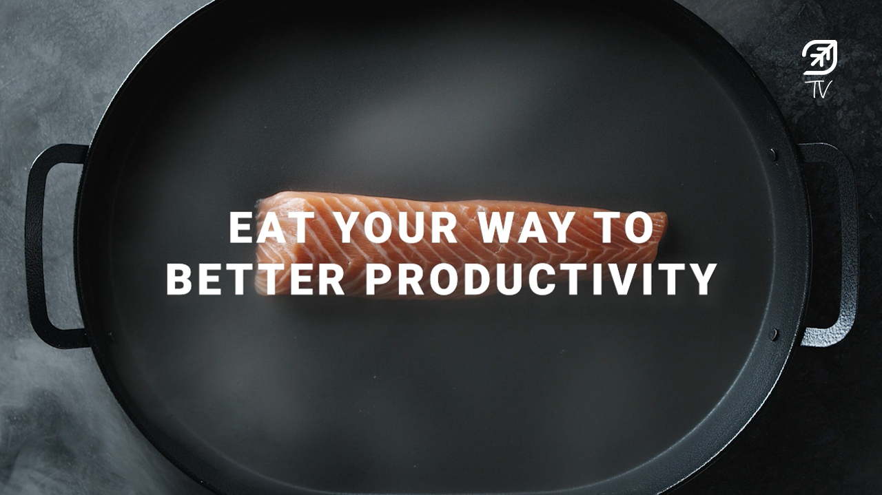[Covid-19 Series] Ep 6: Eat Your Way To Better Productivity