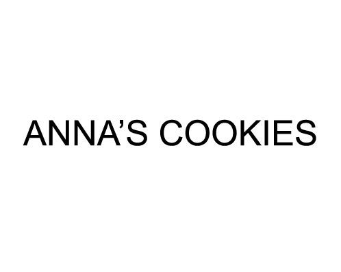 Anna Cookies